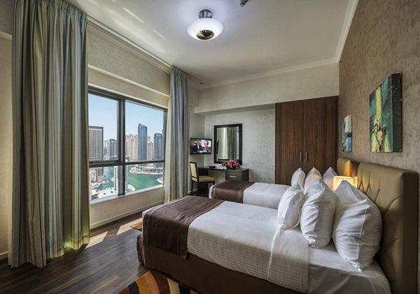 Просмотры от City Premiere Marina Hotel Apartments