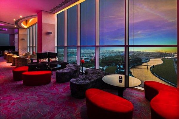 Výhled zV Hotel Dubai, Curio Collection by Hilton