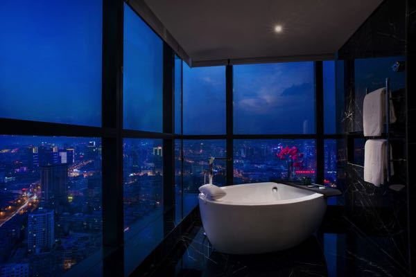 Views fromSofitel Kunming