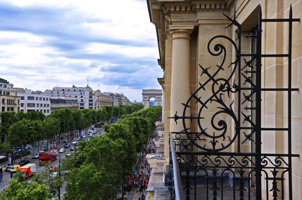 Ansichten von Fraser Suites Le Claridge Champs-Elysées