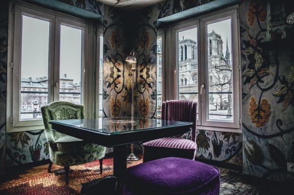 Ansichten von Hotel Le Notre Dame Saint Michel