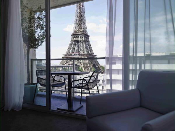 Ansichten von Pullman Paris Tour Eiffel