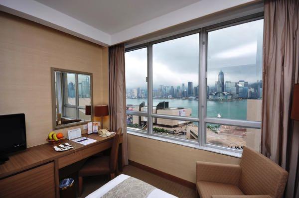 Výhled zThe Salisbury - YMCA of Hong Kong