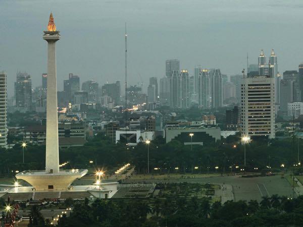 Výhled zAlila Jakarta