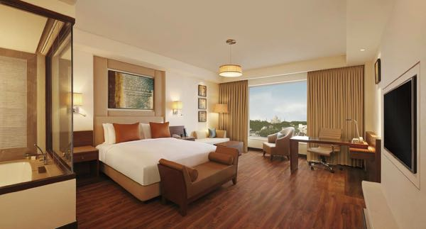 Views from DoubleTree by Hilton Agra