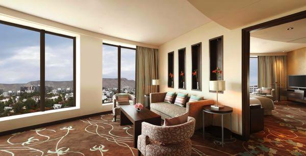 Views from Hilton Jaipur