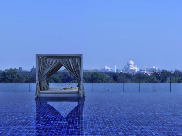 Views from Radisson Blu Agra Taj East Gate