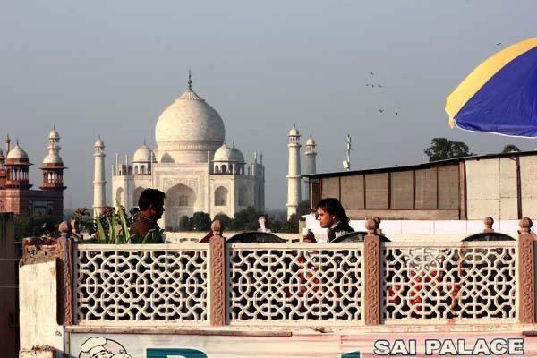 Views from Sai Palace