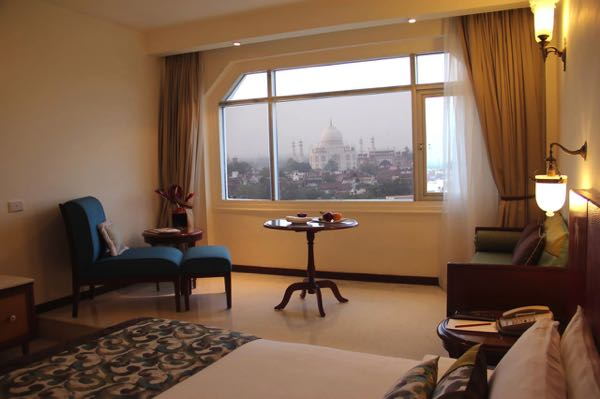 Views from The Gateway Hotel Fatehabad Agra