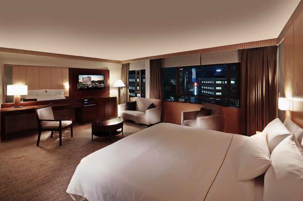 Výhled zThe Westin Chosun Hotel Seoul