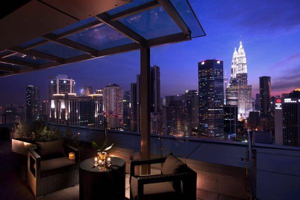 Views from DoubleTree By Hilton Kuala Lumpur