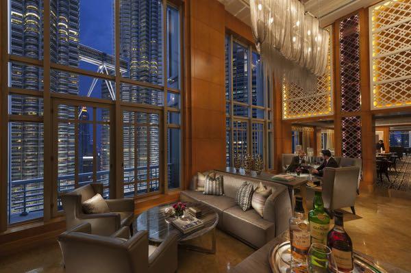 Views from Mandarin Oriental, Kuala Lumpur