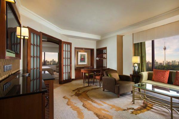 Views from Sheraton Imperial Kuala Lumpur Hotel