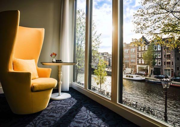Výhled zAndaz Amsterdam Prinsengracht