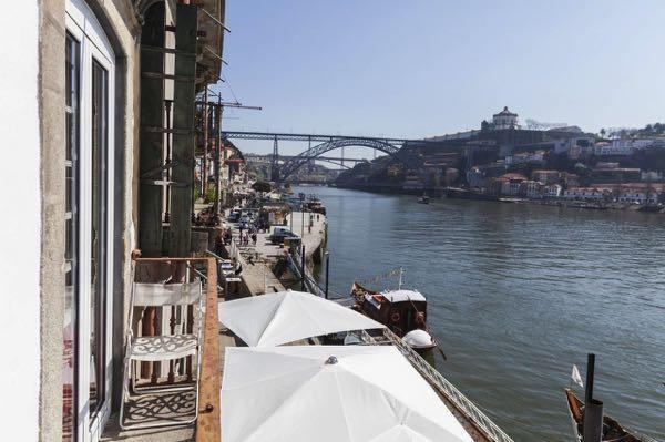 Výhled zGo2oporto River