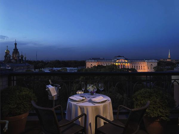 Views fromBelmond Grand Hotel Europe