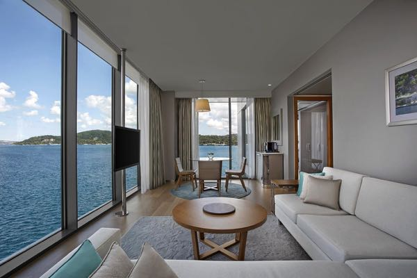 Views fromThe Grand Tarabya Hotel