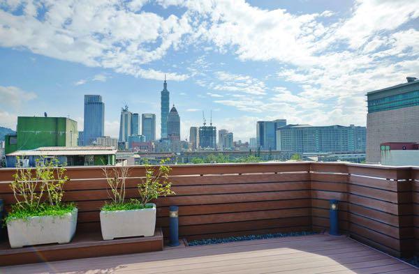 Výhled zLeaLea Garden Hotels - Taipei