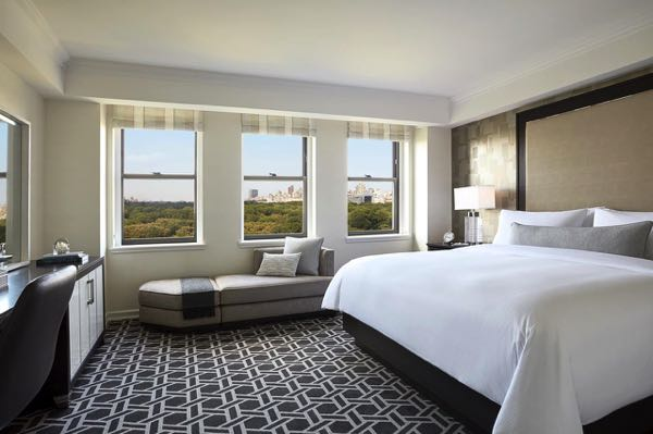 Výhled zJW Marriott Essex House New York