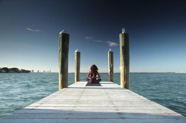 Výhled zThe Standard Miami